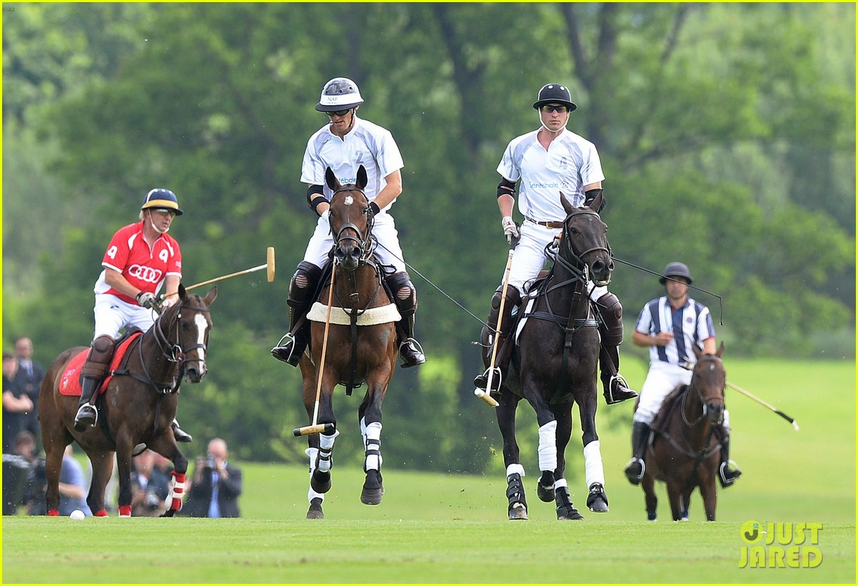 prince william harry audi polo challenge day two 133126034