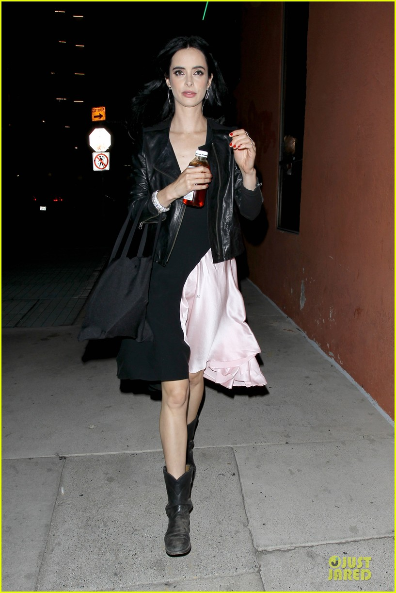 krysten ritter dresses to impress at maxmara party 103133589