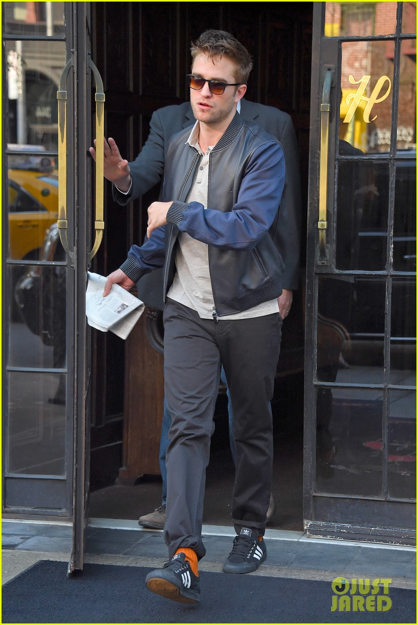 robert pattinson the rover good morning america 09