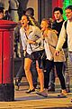 margot robbie smooches mystery man in london 28