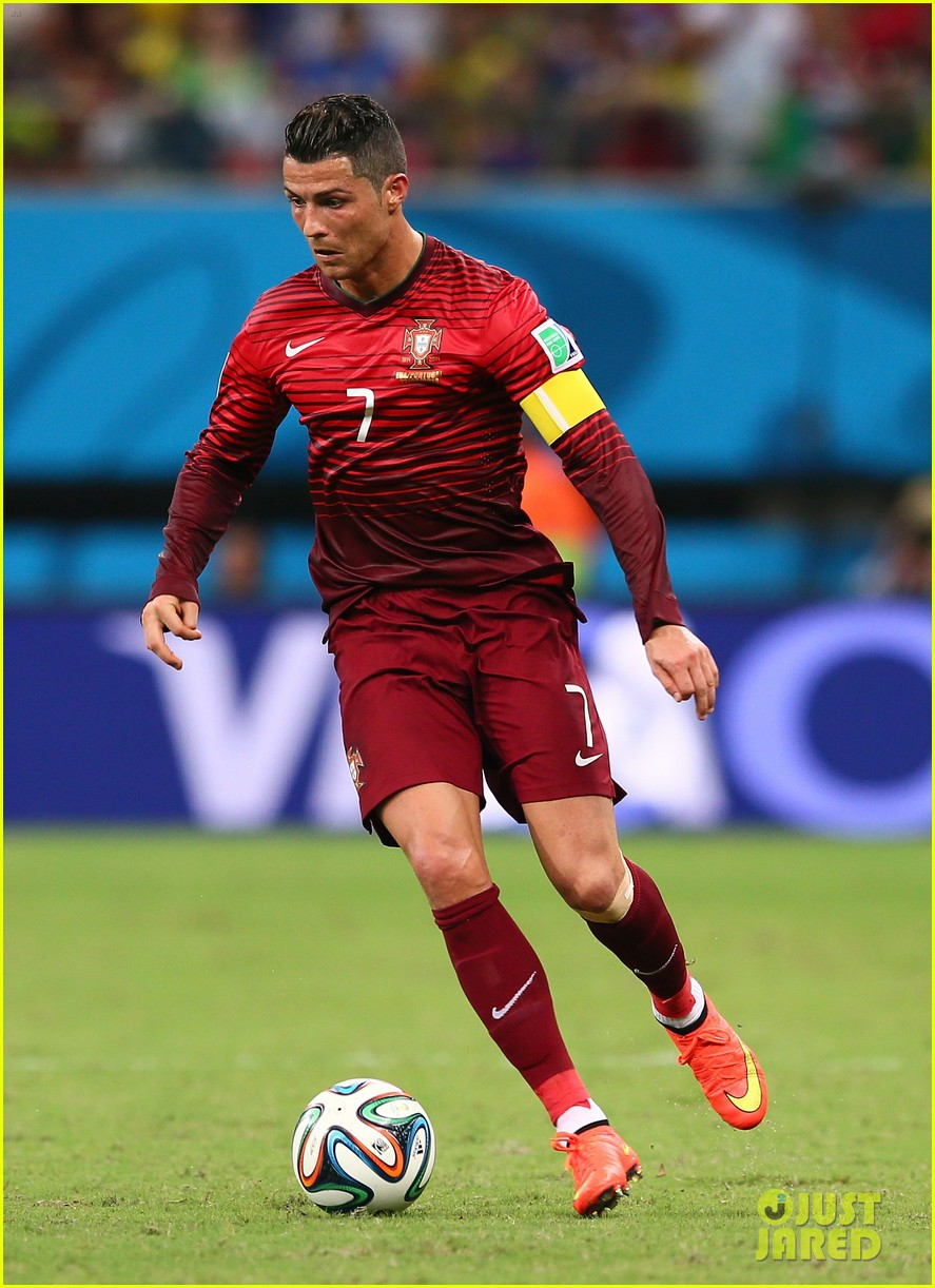 cristiano ronaldo world cup game usa vs portugal 12