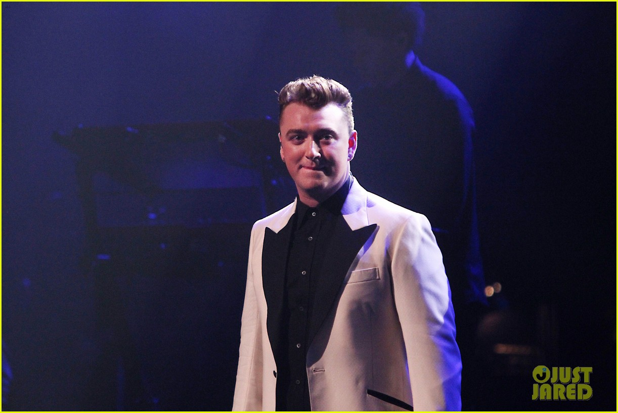 sam smith excited heart broken properly first time 07