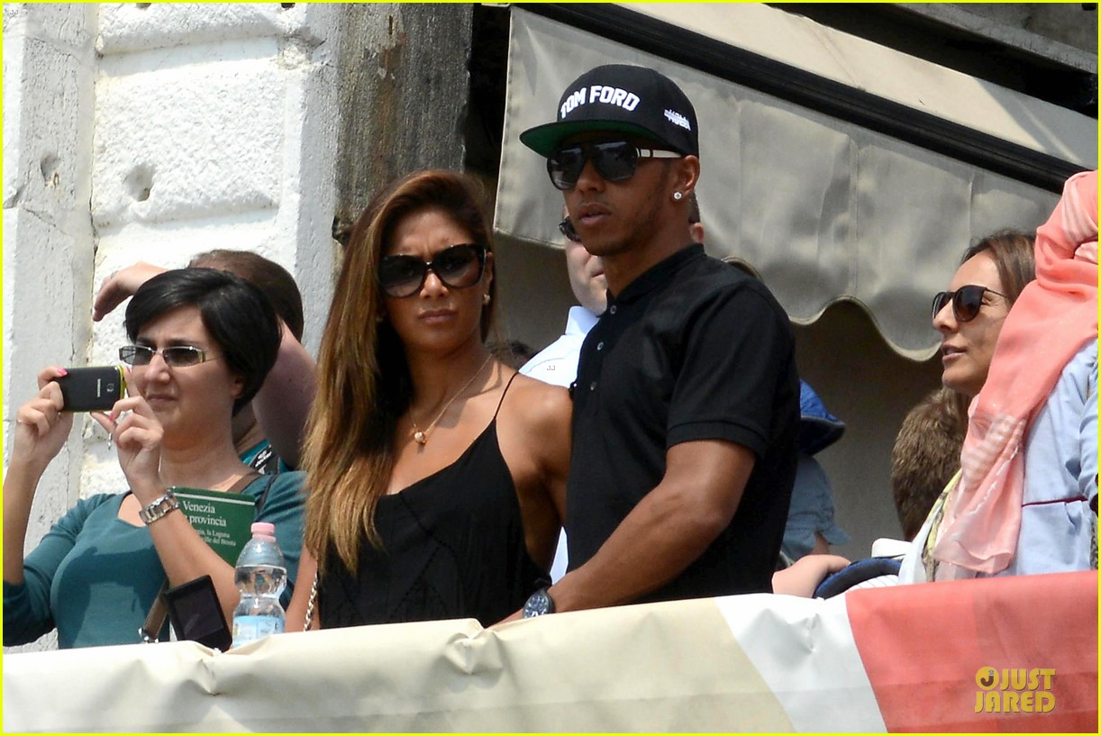 nicole scherzinger lewis hamilton look more in love 233127699