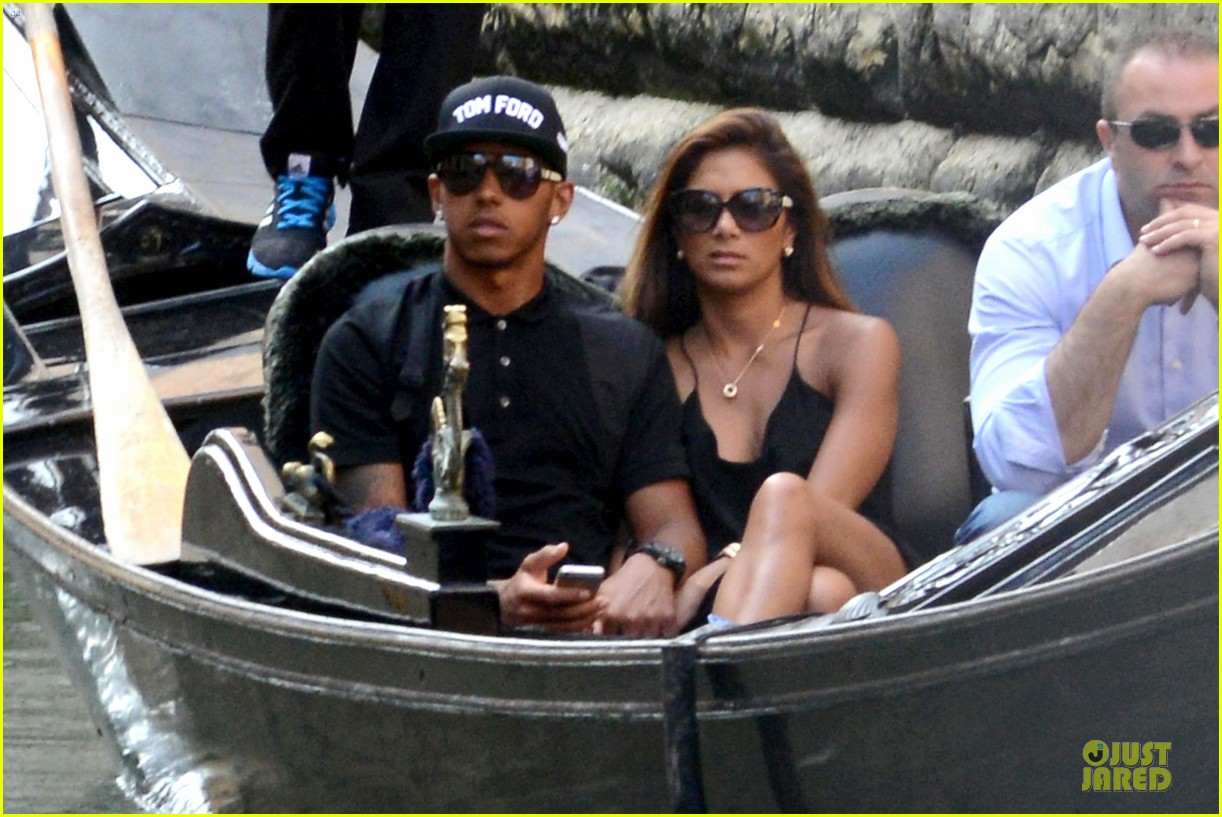 nicole scherzinger lewis hamilton look more in love 293127705