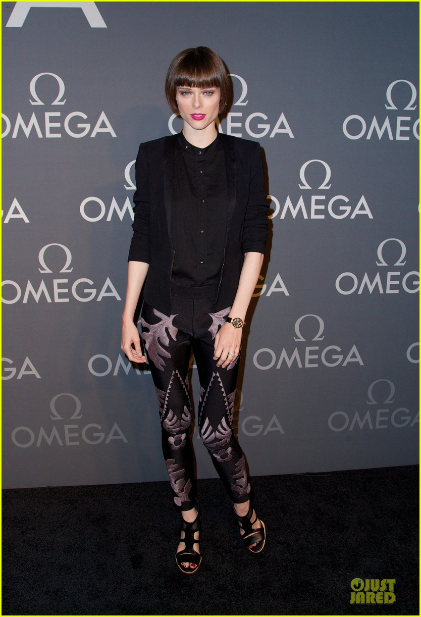 taylor schilling jaime king hang out omega event 063132804