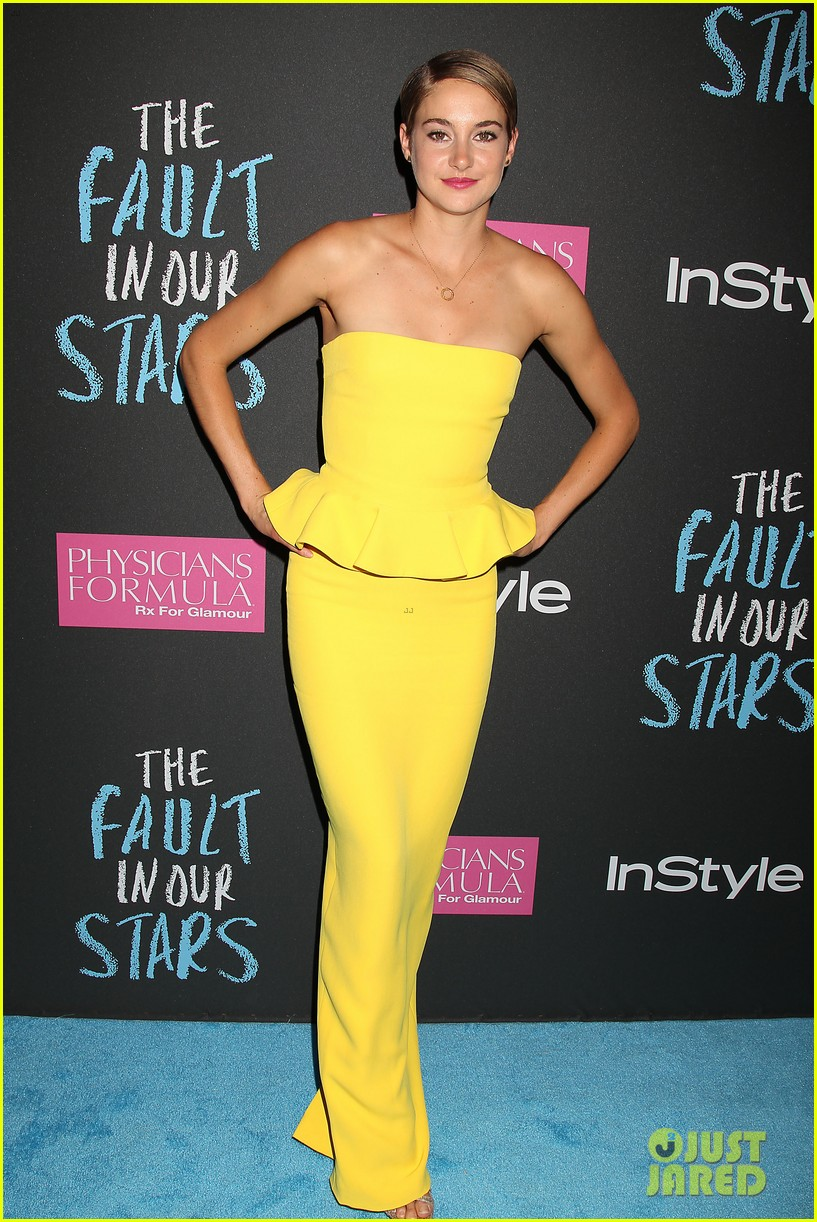 shailene woodley fault in our stars nyc premiere 063126852