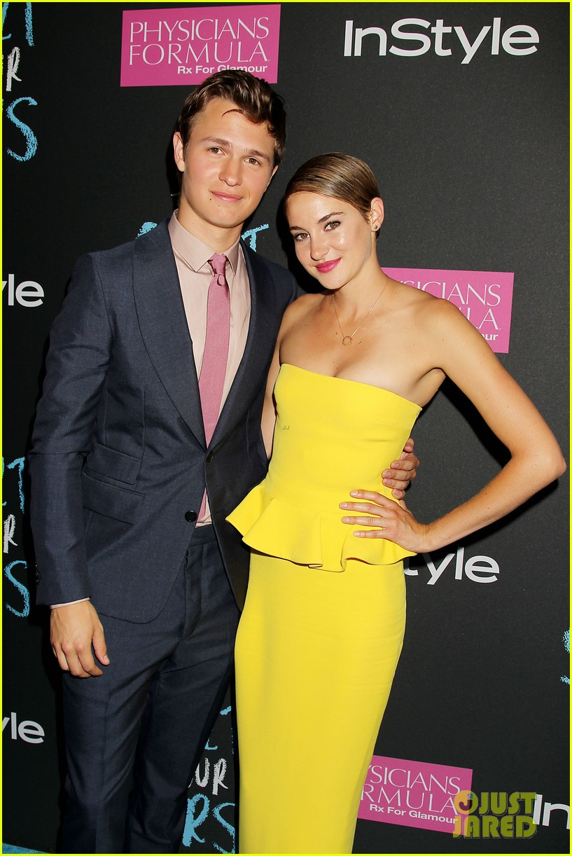 shailene woodley fault in our stars nyc premiere 193126865