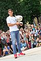 maria sharapova rafael nadal french open trophies 05