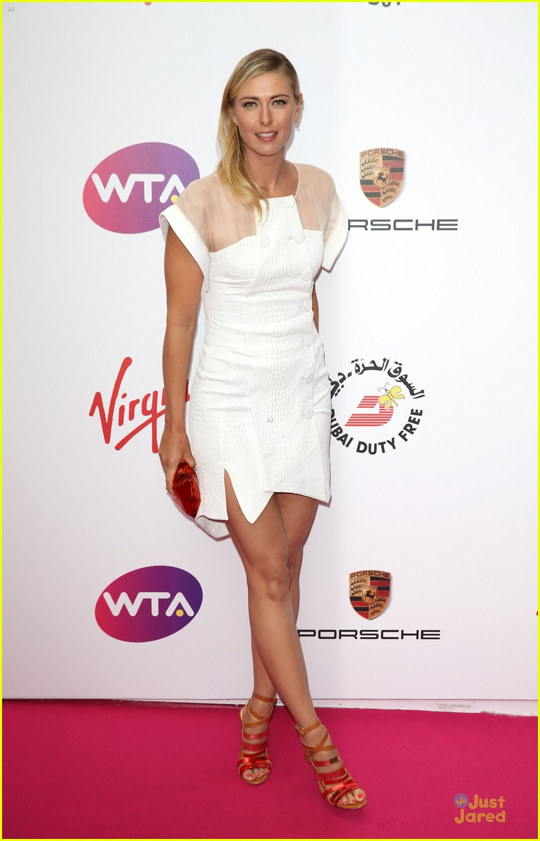maria sharapova serena williams pre wimbledon party 083139662