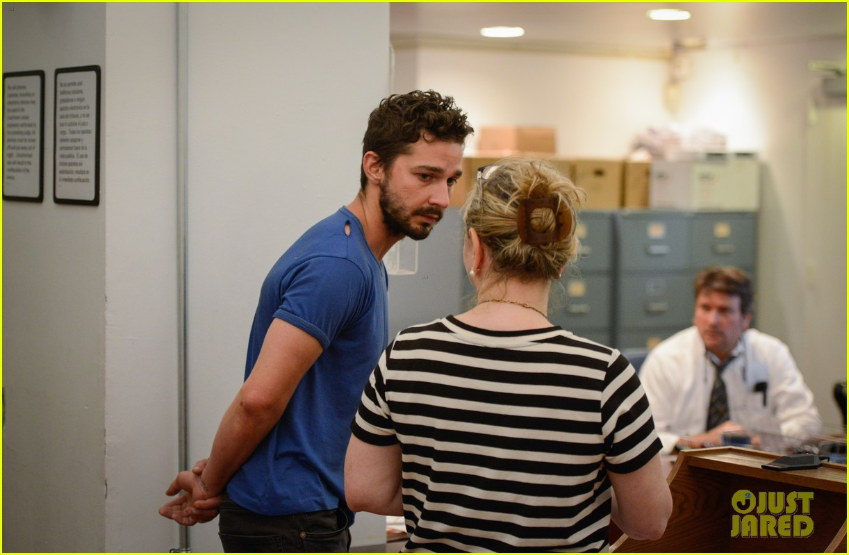 handcuffed shia labeouf is arraigned in court after arrest charges 04