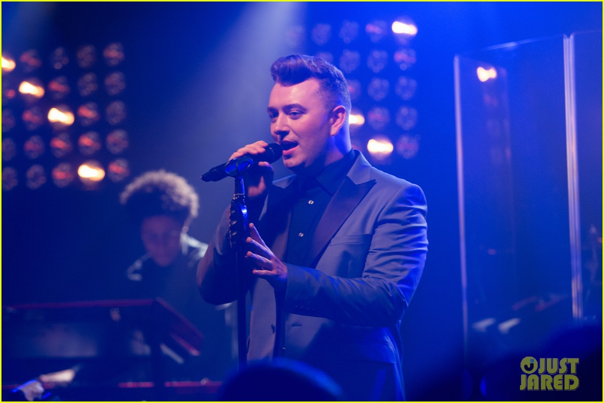 sam smith album streaming now 04