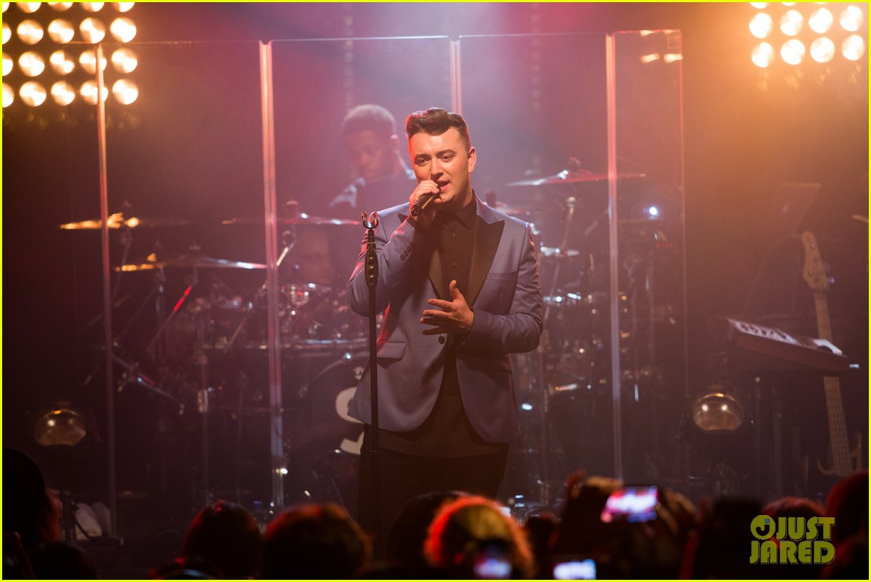 sam smith album streaming now 073134215