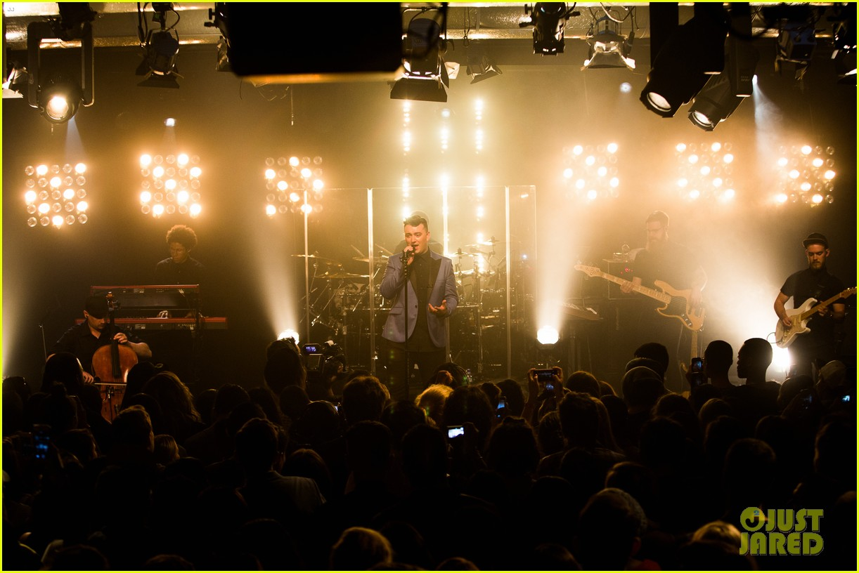 sam smith album streaming now 11