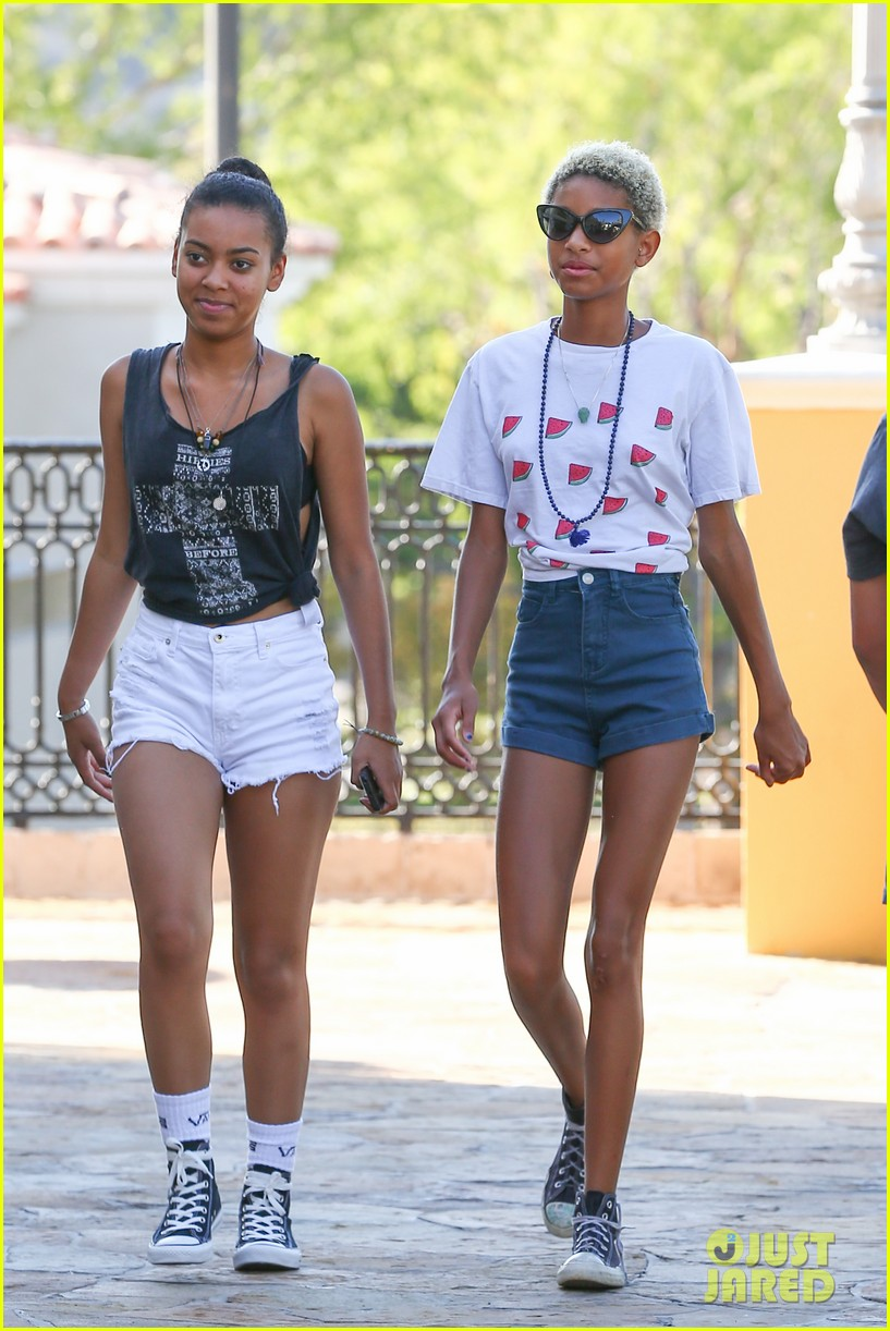jaden smith willow smith snakes obsession us weekly 24