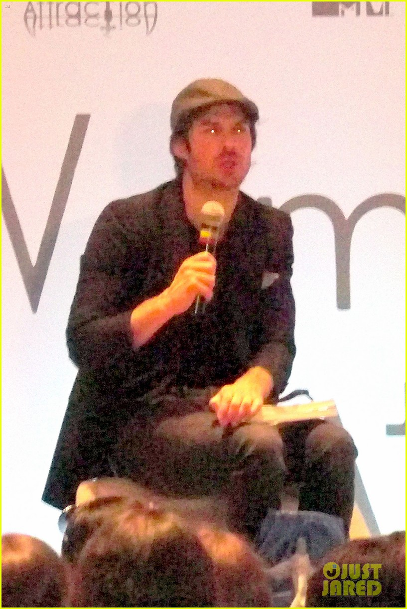 ian somerhalder tells his brazilian fans to stop screaming 143125613