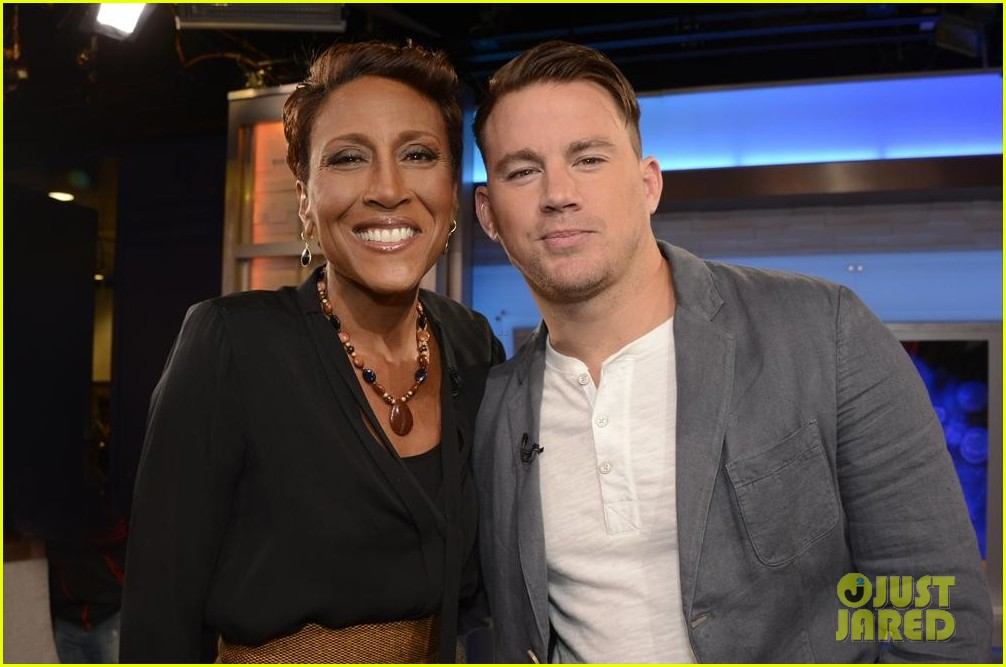 channing tatum good morning america appearance 02