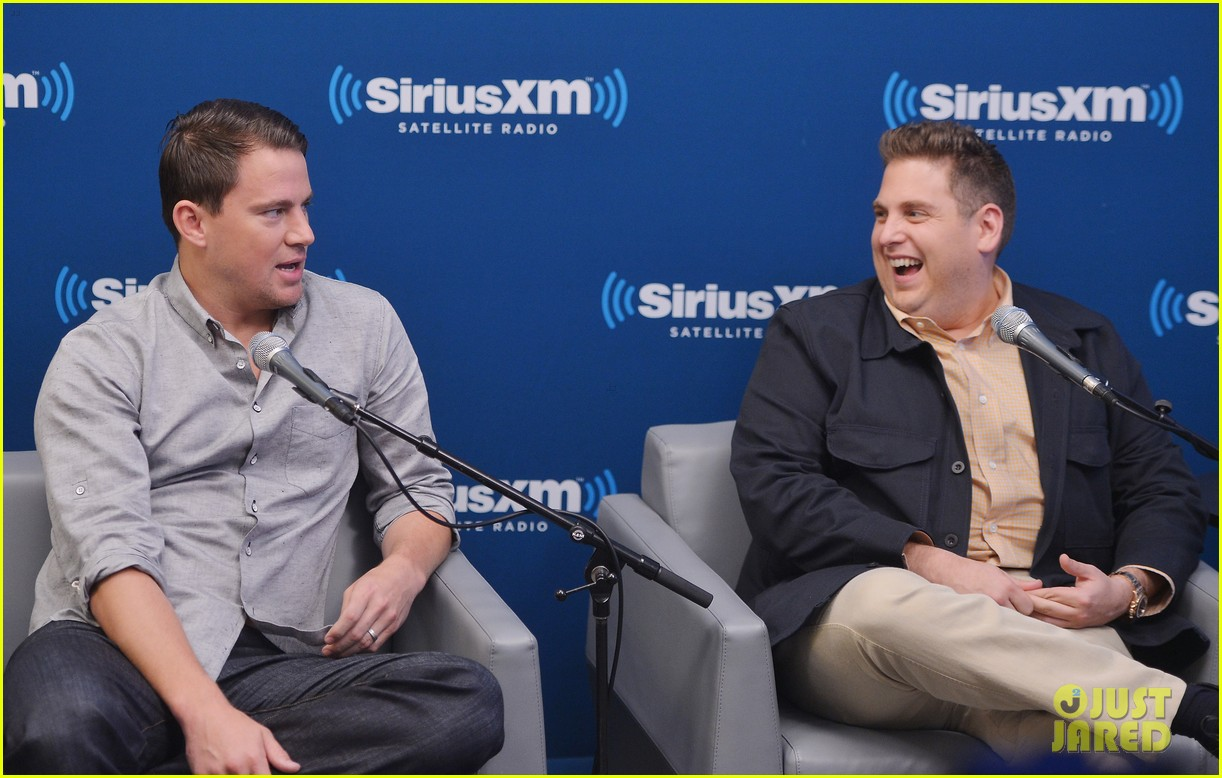 channing tatum joins jonah hill for 22 jump street press 10