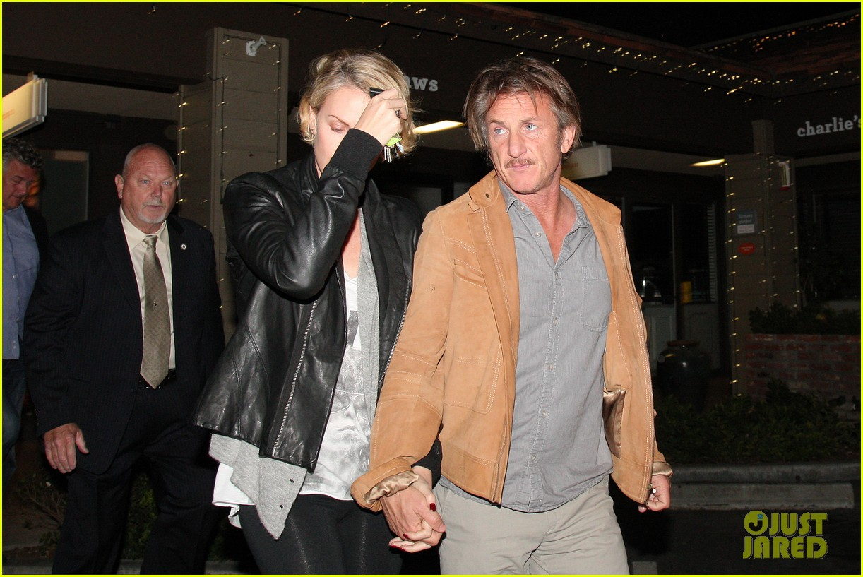 charlize theron on dating sean penn its nice to not be single 07