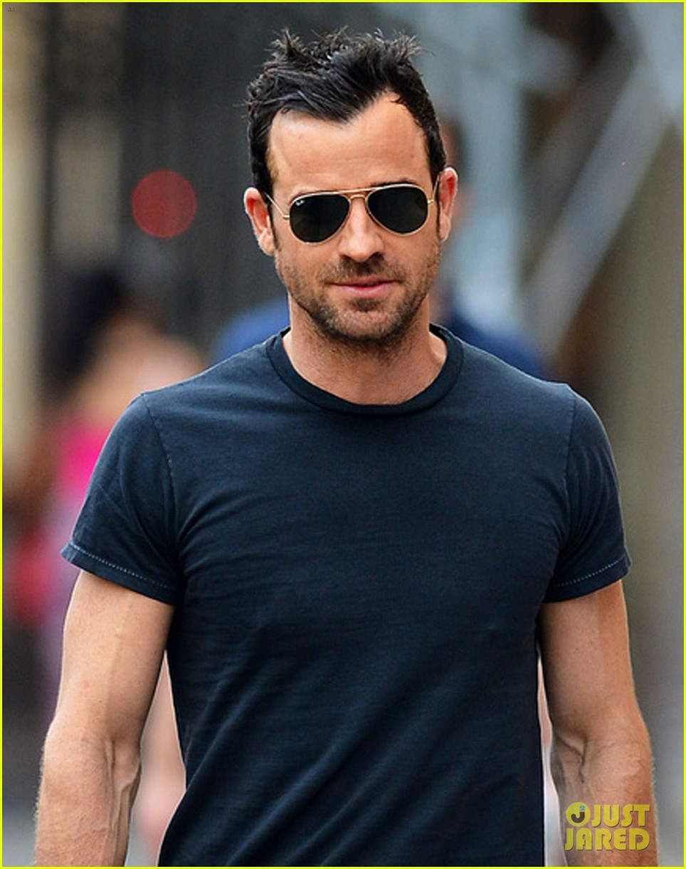 justin theroux hangs out with terry richardson 023145652
