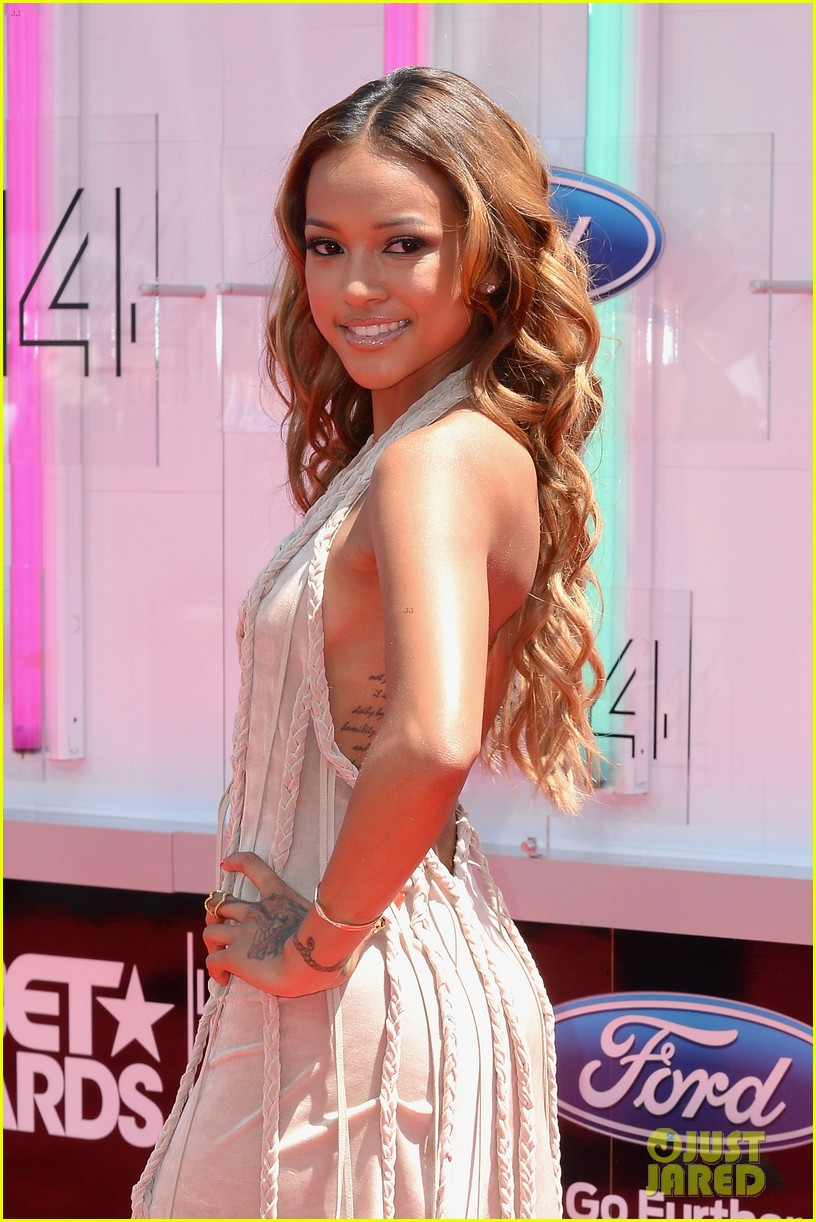 karrueche tran bet awards 2014 04