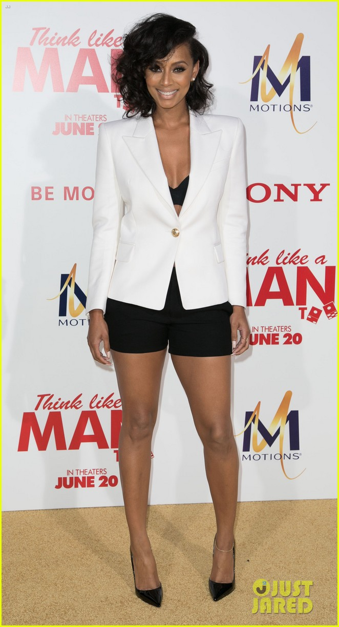 gabrielle union meagan good heat up the think like a man too premiere 35
