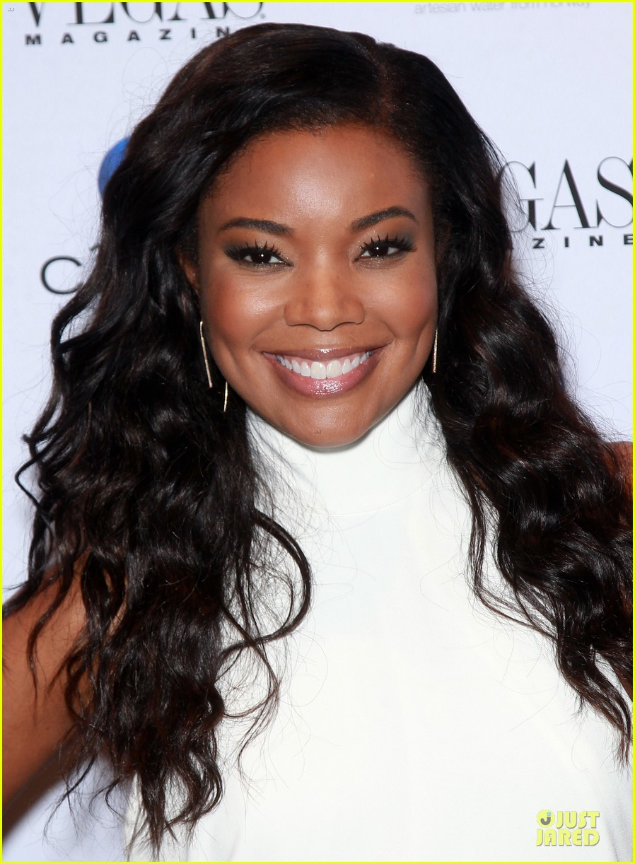 gabrielle union sexy back at vegas cover party 12