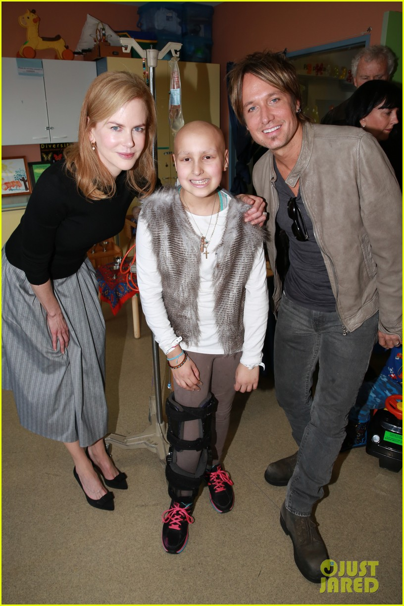 nicole kidman keith urban childrens hospital 09