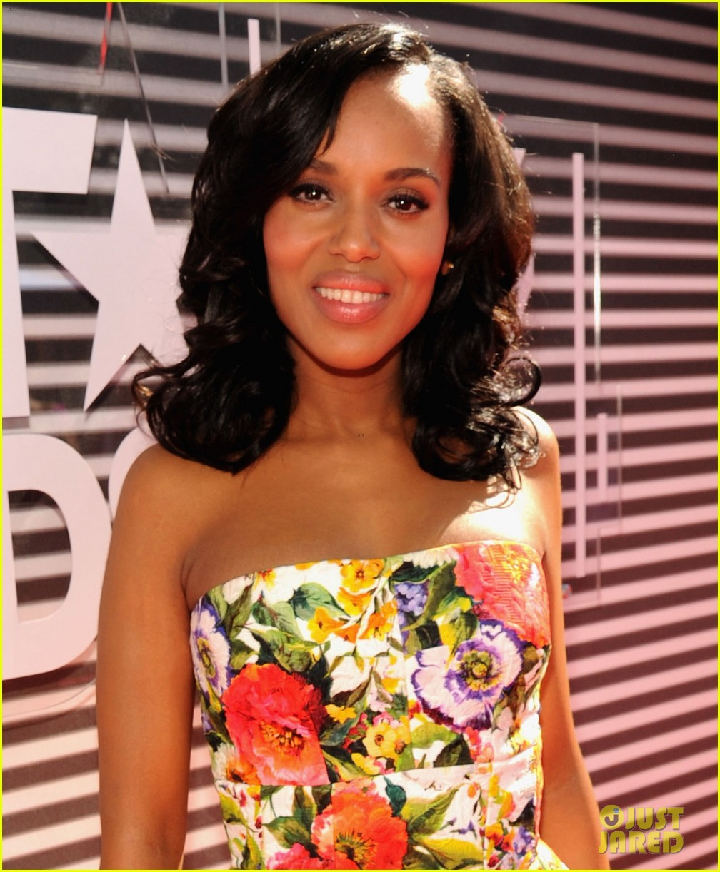 kerry washington bet awards 2014 033146299