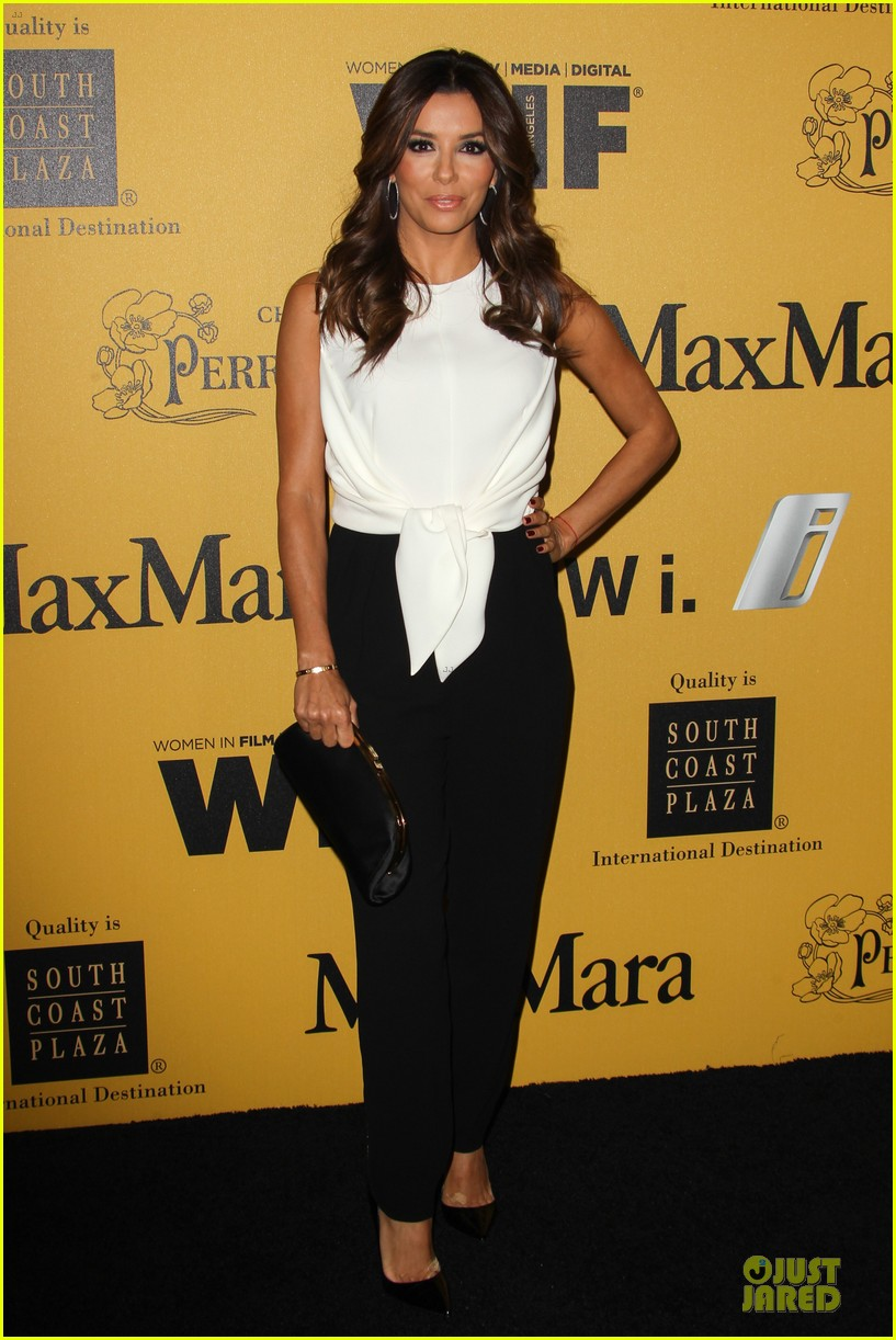 kerry washington eva longoria crystal lucy awards 2014 173133648