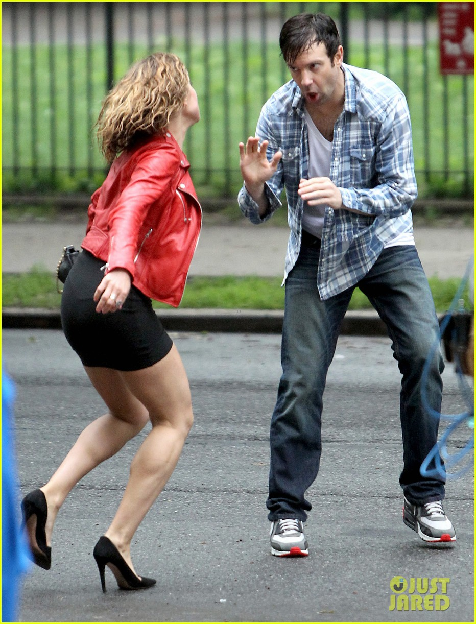 jason sudeikis margarita levieva get in physical fight 133133326