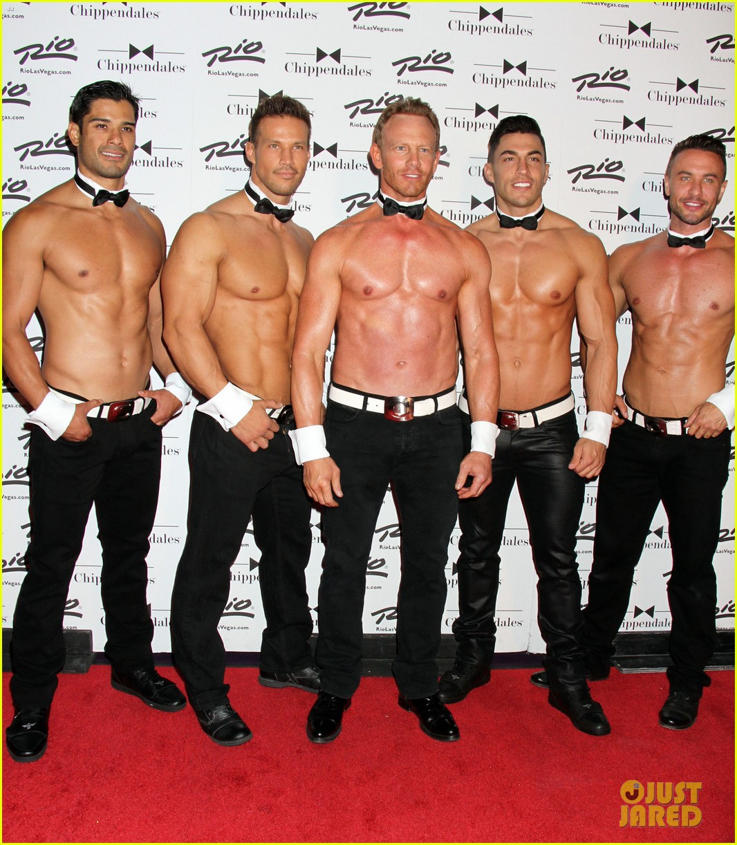 ian ziering shirtless chippendales 053136399