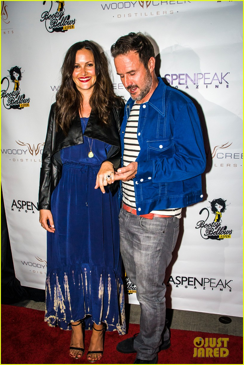 david arquette had to propose twice 07