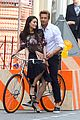 simon baker picks up a lady on his bike for givenchy commercial 08