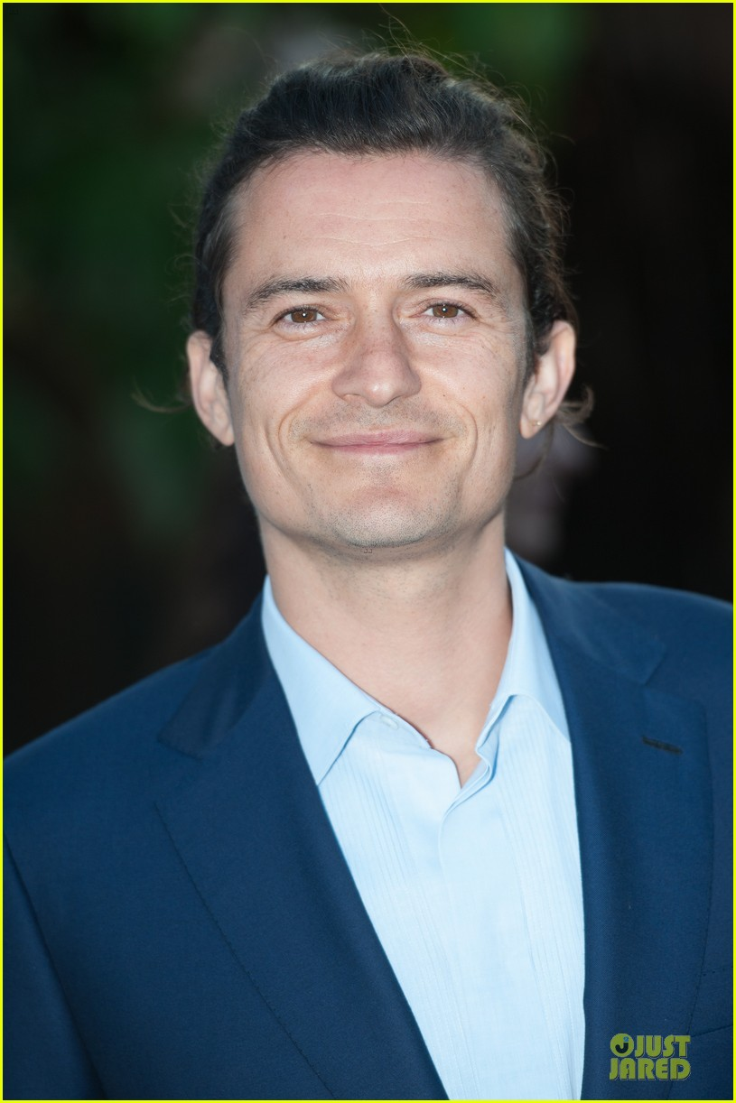 orlando bloom pharrell williams serpentine gallery party 103147841