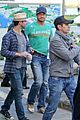 gerard butler kellan lutz hang out after fifa world cup final 16