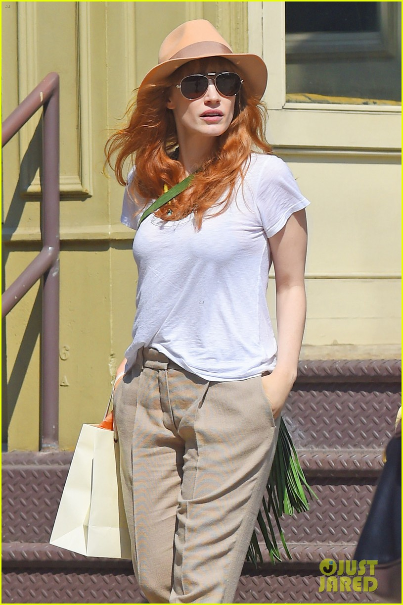 jessica chastain magical moment playing juliet 063148683