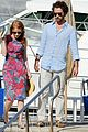 jessica chastain boyfriend gian luca passi de preposulo are stylish duo for ischia awards 01
