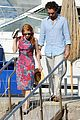 jessica chastain boyfriend gian luca passi de preposulo are stylish duo for ischia awards 14