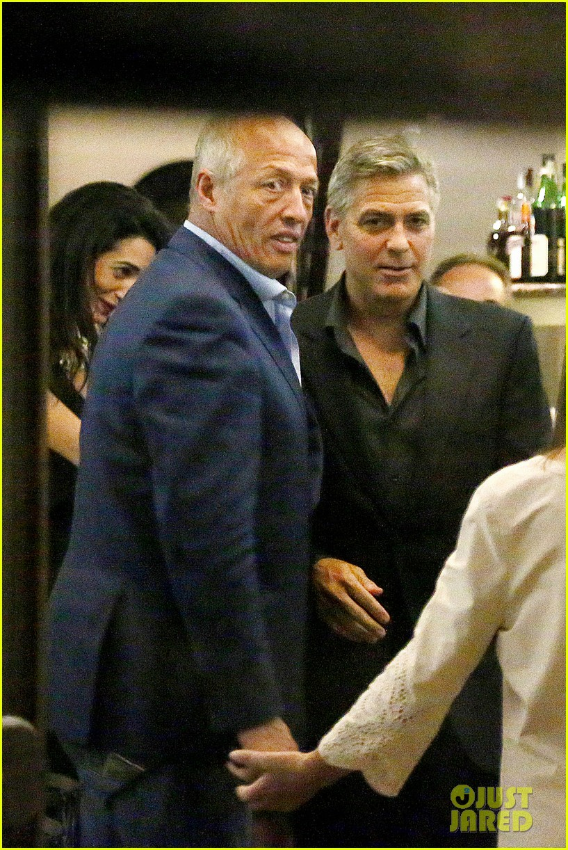 george clooney fiancee amal alamuddin make it family night 023148662