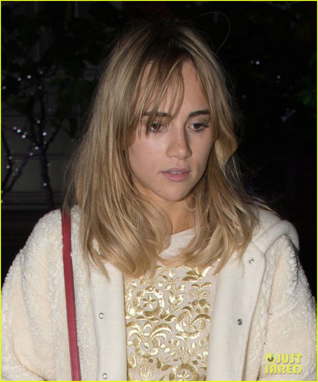 bradley cooper suki waterhouse dine with friends in london 023148647
