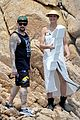 cameron diaz benji madden go on romantic seaside getaway 05