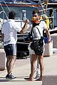 zac efron michelle rodriguez set sail together in porto cervo 16