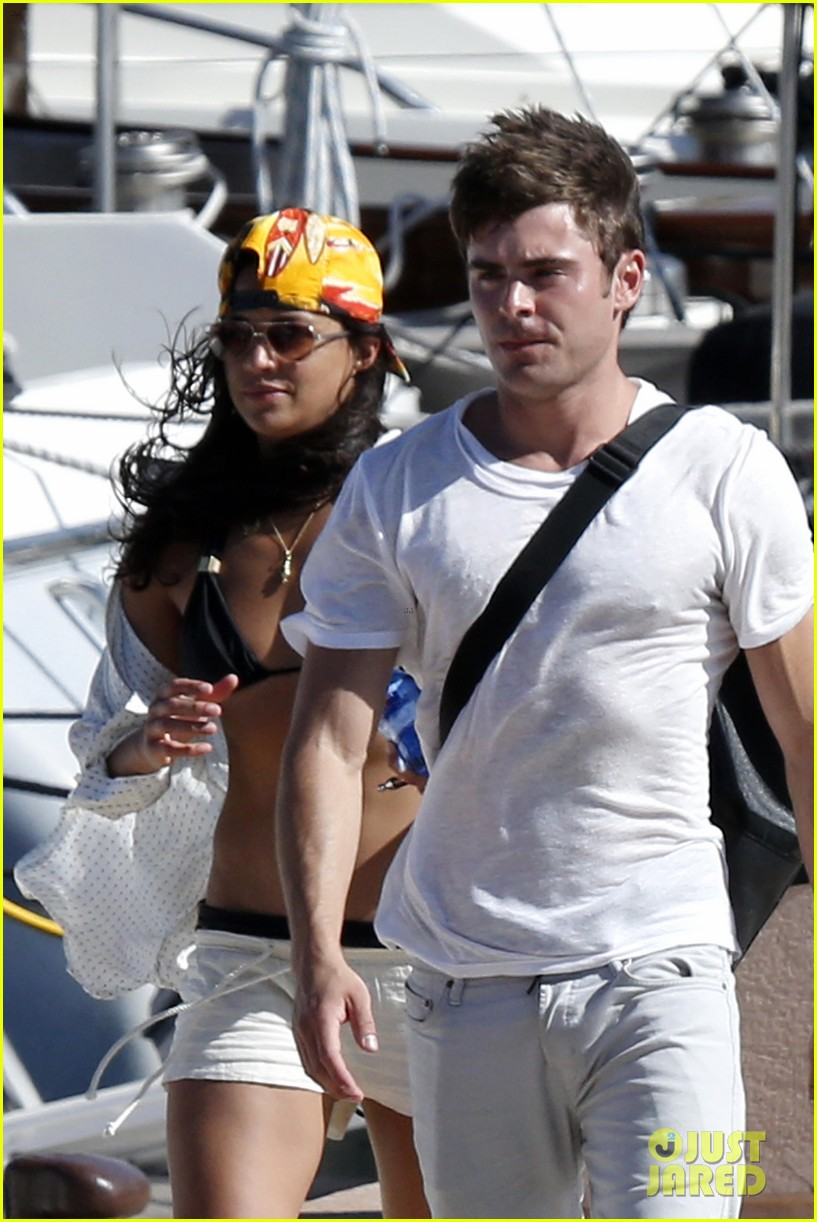 zac efron michelle rodriguez set sail together in porto cervo 103148189