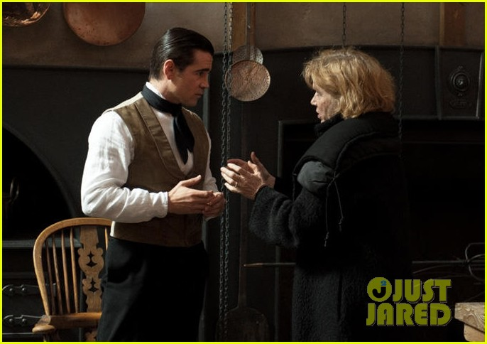 colin farrell jessica chastain featured in brand new miss julie images 033148261