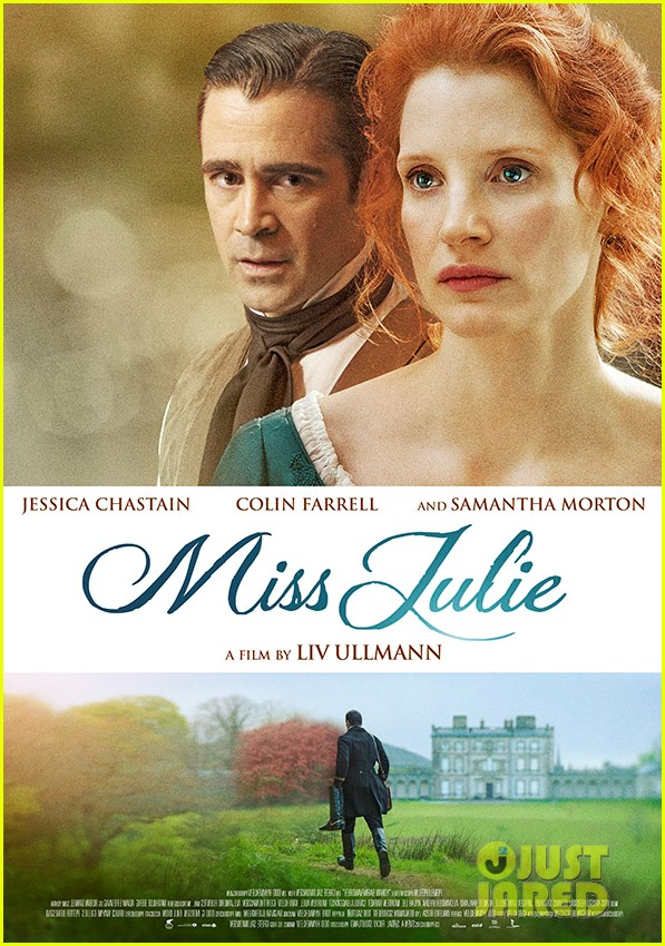 colin farrell jessica chastain featured in brand new miss julie images 10