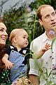 prince george pretty adorable playing with butterfly 02
