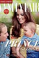 prince george lands vanity fair cover to celebrate first birthday 01
