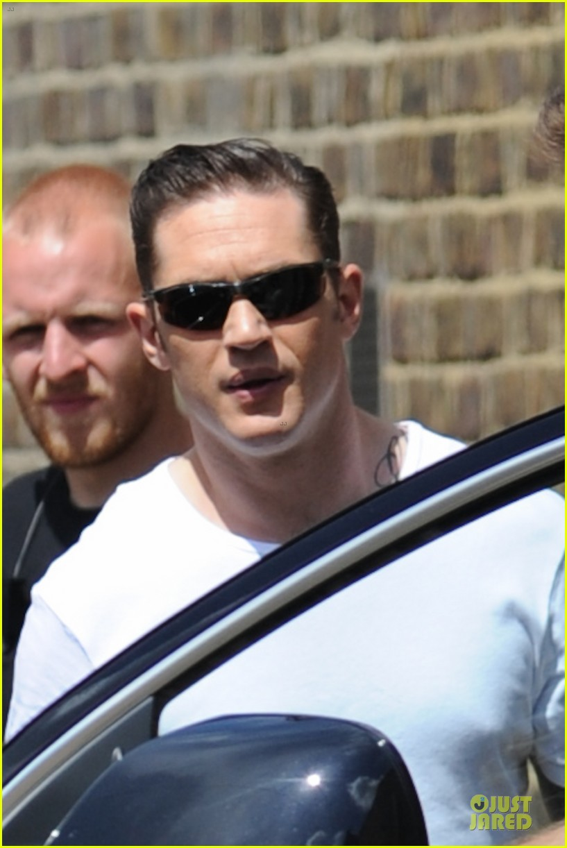 tom hardy handsome legend in a suit 163152835