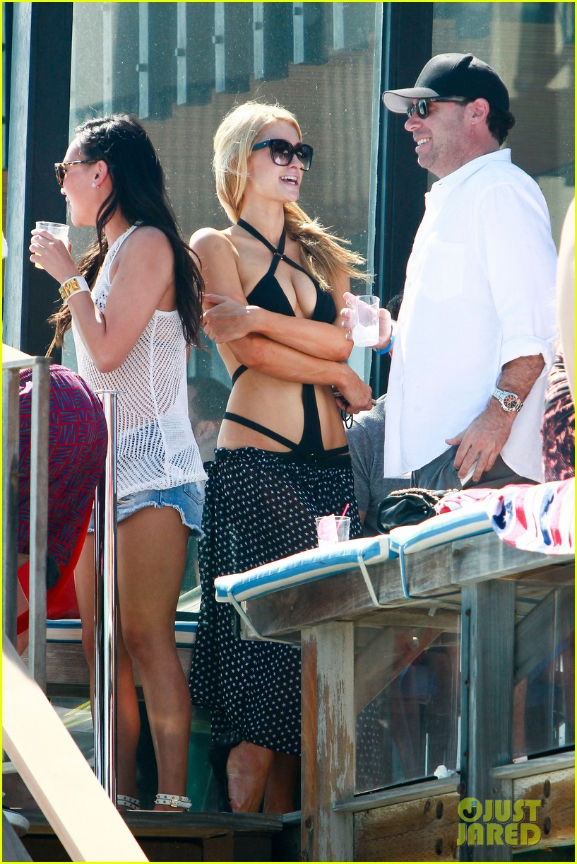 paris hilton amber rose fourth of july party 183150187