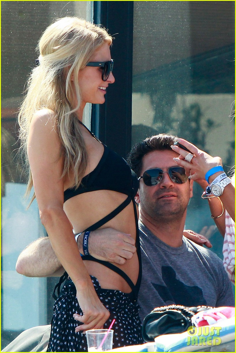 paris hilton amber rose fourth of july party 243150193